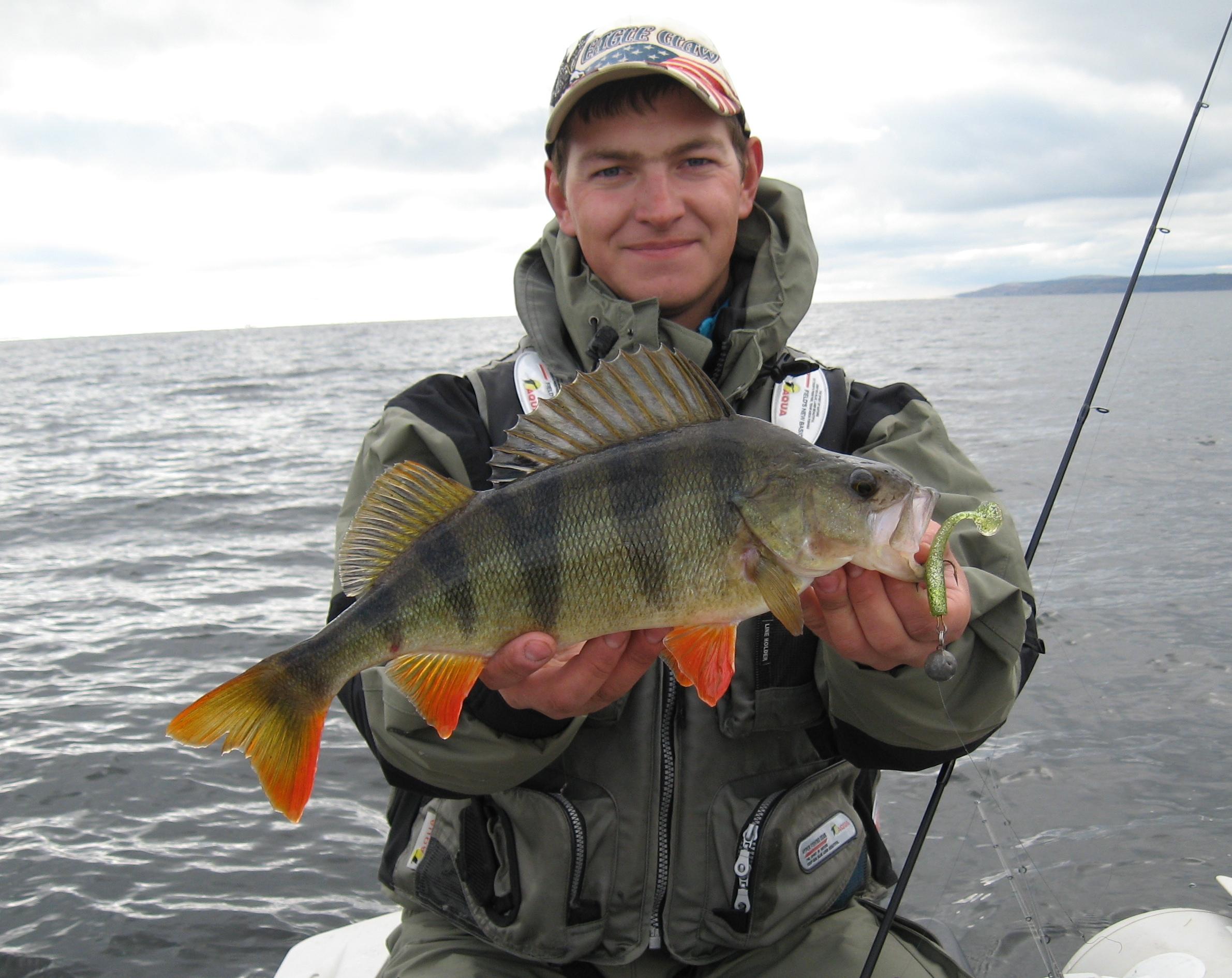 рыбалка в калевале в июне