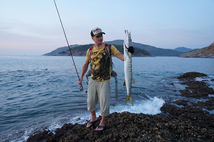 Морская рыбалка: Рыбы и способы ловли на Черном и Азовском море